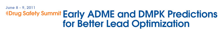 Early ADME and DMPK Predictions for Better Lead Optimization - Header
